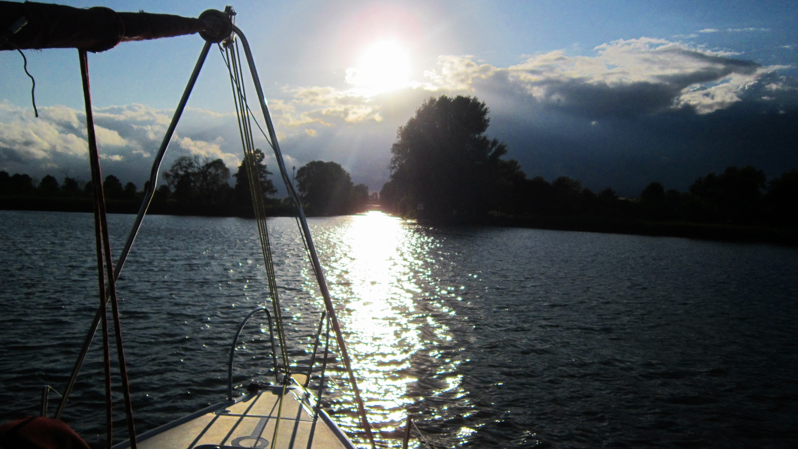 freedom yachting Mazury